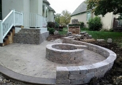 Outdoor Environments - patio 7