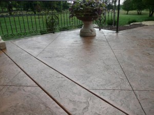 stamped concrete olathe