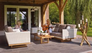 Perfect outdoor spaces for sunny summer days