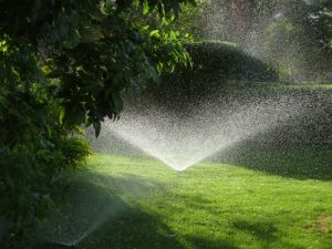 irrigation systems Olathe landscapes