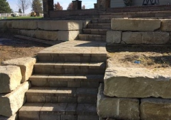 olathe-outdoor-retaining wall-huston-contstruction