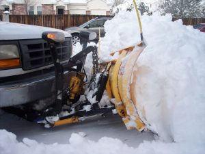 Olathe commercial snow removal company